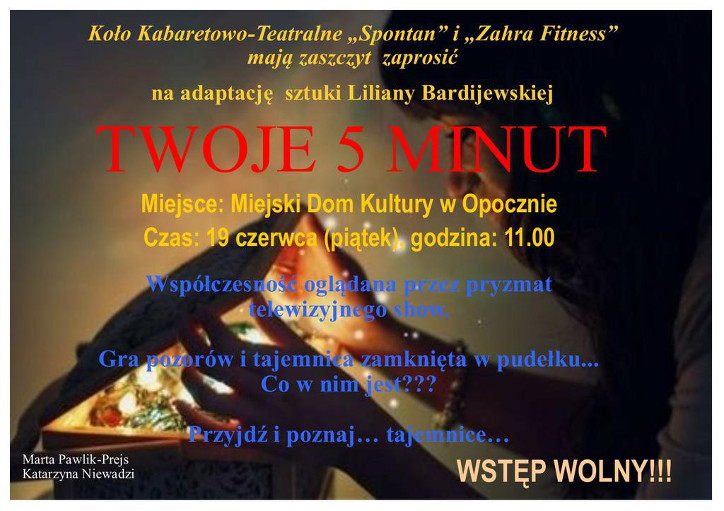 TWOJE 5 MINUT_z