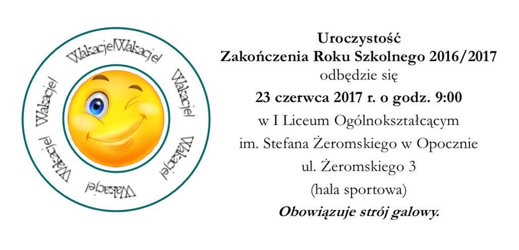 zaproszenie - koniec roku 2017- na strone